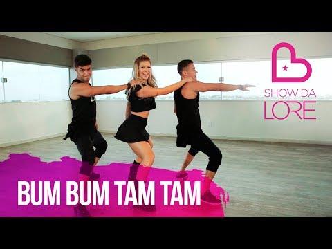 Bum Bum Tam Tam - Léo Santana - Lore Improta  Coreografia
