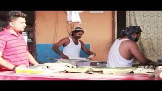 Tandoori Roti Prank | by nadir ali and sanata in p4 pakao 2018 nadir ali pranks