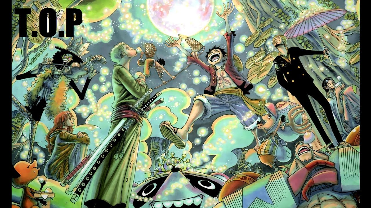 One Piece Arcs