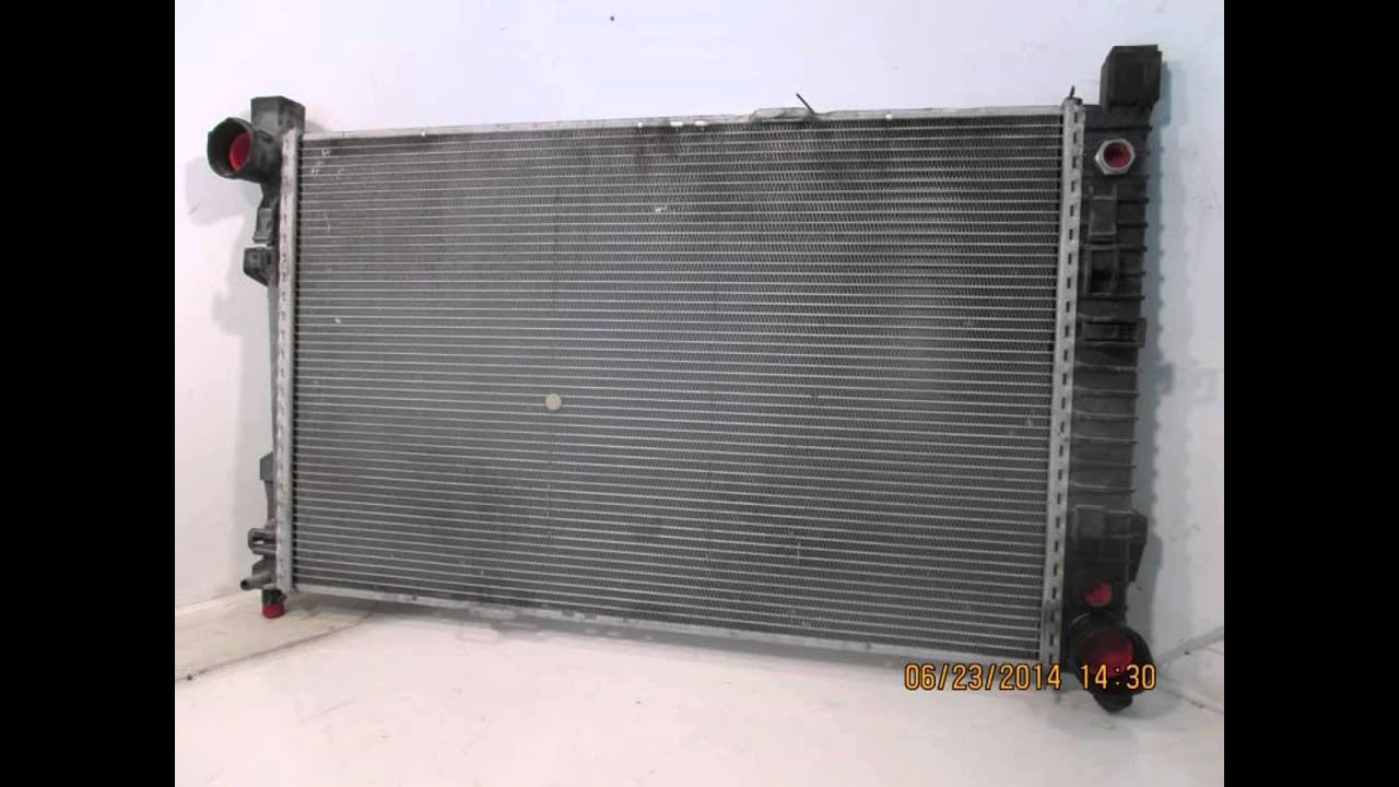 2002 mercedes c240 radiator 203type used for Mercedes benz c240 parts