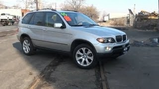 2005 Bmw X5 3.0i X-Drive E53 Suv Review & Test Drive