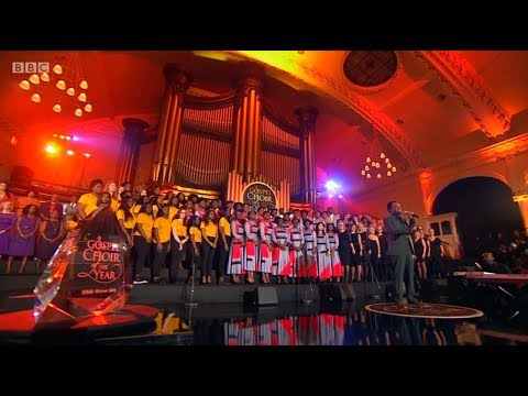 BBC Songs of Praise Gospel Choir of the Year 2018 Episode 1