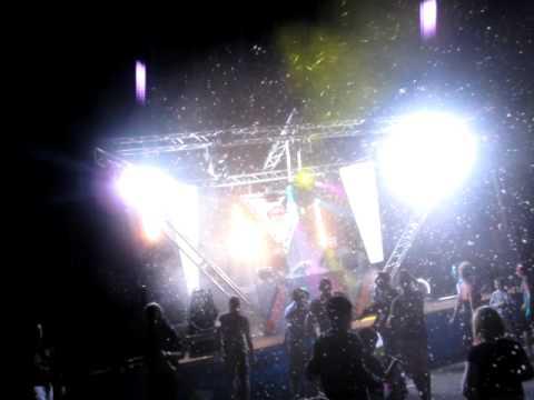 DANCE MUSIC SOIREE TEMPETE DE NEIGE