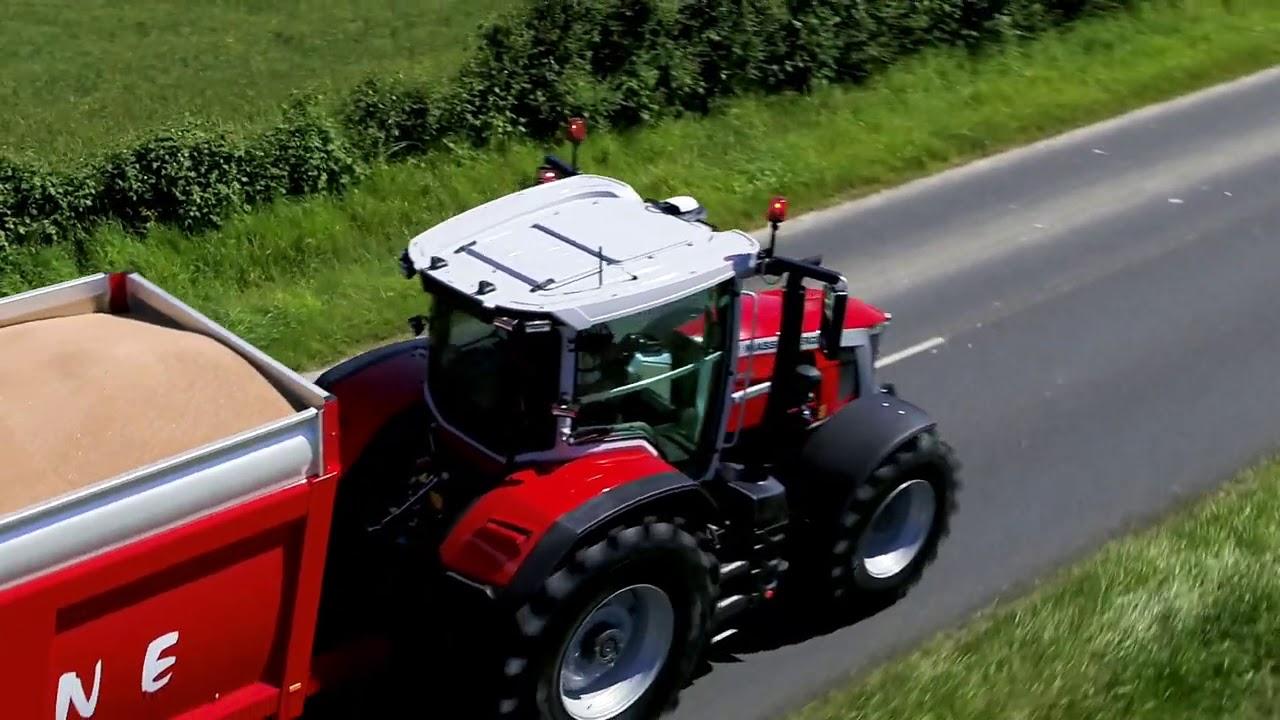 Download MF 8S | Le tracteur Ultime | Présentation