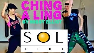 Ching A Ling by Missy Elliot with KimNTim
