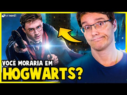HARRY POTTER: POR QUE SERIA PÉSSIMO VIVER EM HOGWARTS?