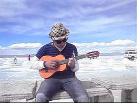 Eyes-Rogue Wave cover (Uyuni, Bolivia)