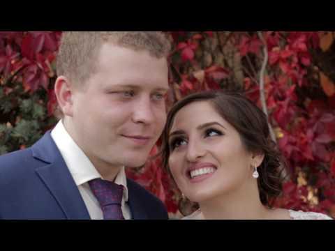Свадьба армянки и русского