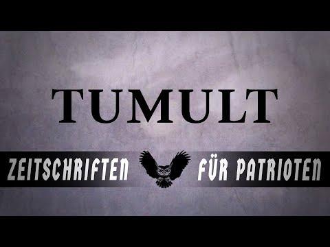 Zeitschriften für Patrioten: Tumult