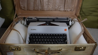 Typewriter Video Series - Episode 53: Olympia SM9