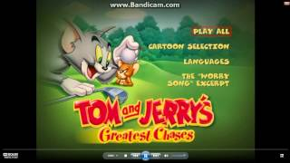 Opening to Tom and Jerry's Greatest Chases 2000 DVD (2009 Reprint)