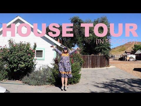 House Tour  {In Progress} : #TheRanchalow thumbnail