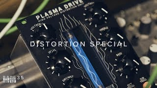 DISTORTION SPECIAL Featuring PLASMA DRIVE + Jam From Sandy