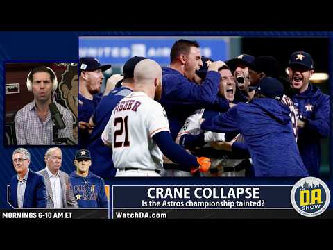 The Astros World Series Title Is Obviously Now Tainted I D.A. On CBS