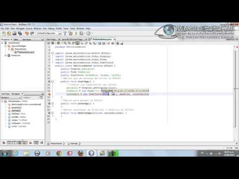 24 - TAP - Mi Primera Aplicación Móvil Con J2ME y Cómo Enviarla a Mi Cel(J2ME)