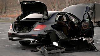 Другу доверяй, но проверяй! Mercedes Benz E-Class
