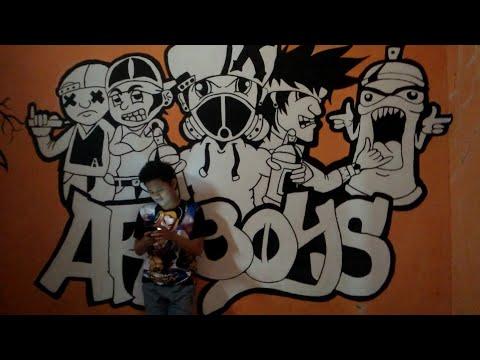 Download 88 Koleksi Gambar Grafiti Doraemon Di Kamar HD Terbaik