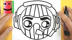 tuto emoji rapace fortnite comment dessiner rapace duration 9 16 - dessin lycan fortnite facile