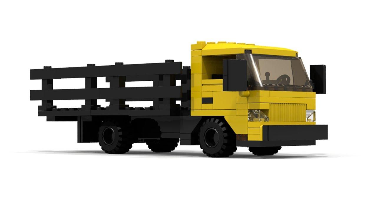 LEGO City Cargo Truck Instructions - YouTubeLego City Truck Instructions