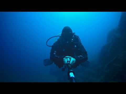 Tauchen in Madeira, Atalaia Diving Center, Canyon
