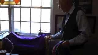 Bill Dinan Talks About Arabian Parade Costumes with Alabama Horse Talk