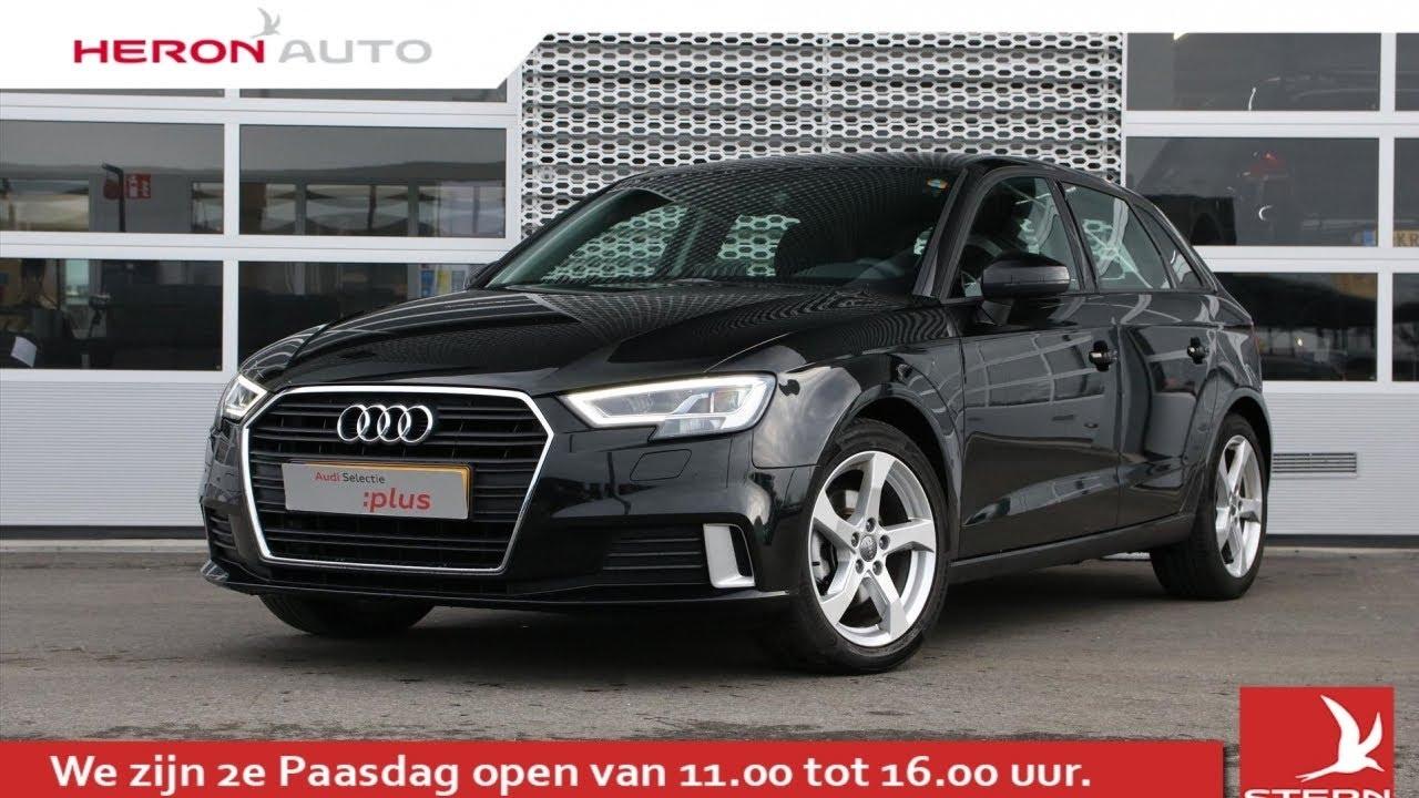Audi A3 Lease >> Audi A3 Sportback 1 0 Tfsi 116pk S Tronic Lease Edition