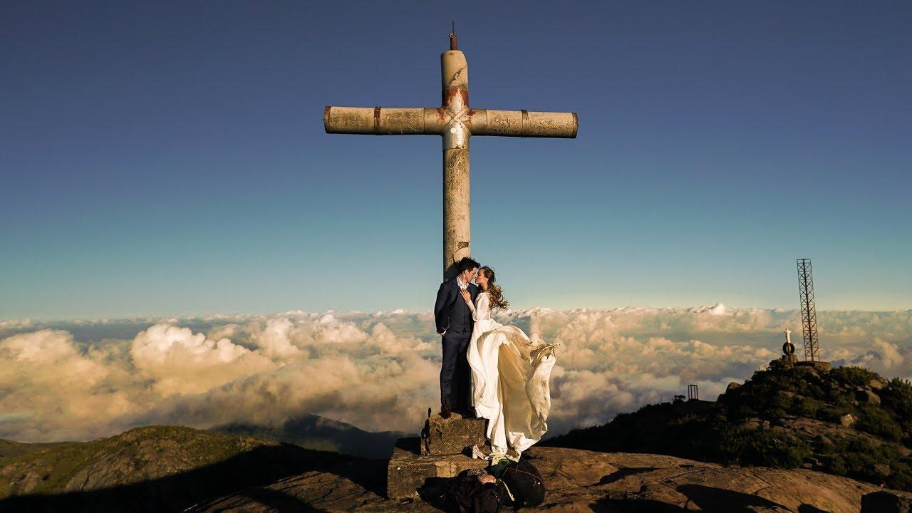 Pico da Bandeira - Juliana e Lucas