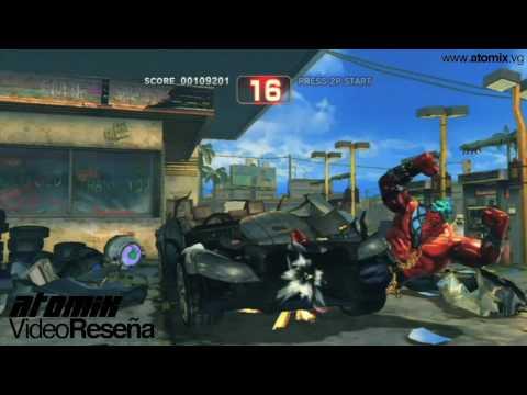 Video Reseña Super Street Fighter IV