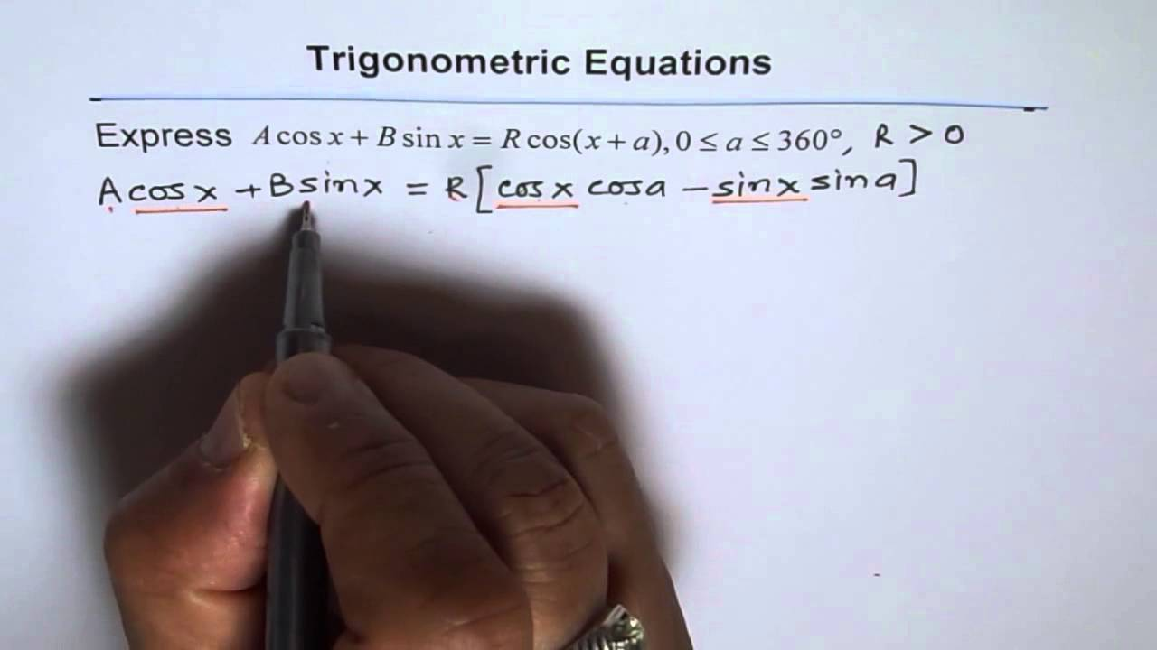 ch11 applications in trigonometry Chapter test 11  time allowed : 40 minutes 1 in the figure, a and b are the positions of two boats the bearing of b from a is  a n25.