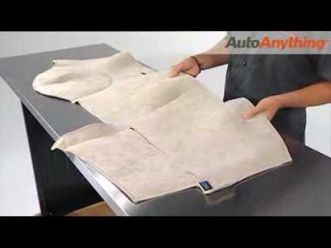 Dash Design's Suede Dashboard Cover Review - AutoAnything Product Demo
