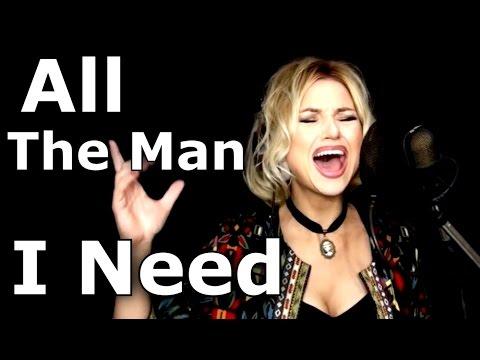 All The Man That I Need  Whitney Houston   Alyona Yarushina  Ken Tamplin Vocal Academy