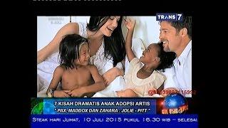 (11.3 MB) On The Spot - 7 Kisah Dramatis Anak Adopsi Artis Mp3