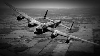 Samoloty wojskowe na świecie - Avro Lancaster