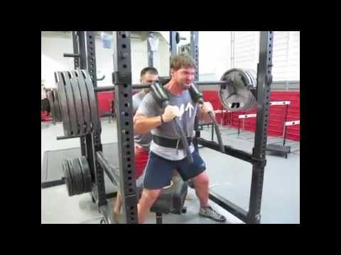 how to prepare for heavy squats