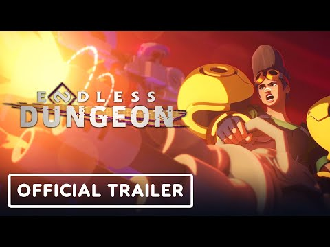 Endless Dungeon - Official Reveal Trailer | Game Awards 2020
