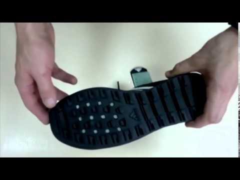 Мужские трейловые кроссовки из натуральной замши Adidas Daroga .