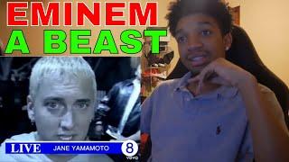 I Miss The Old Eminem Eminem Dr Dre Forgot About Dre Explicit Ft Hittman REACTION