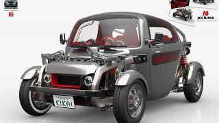 Toyota KiKai Concept 2015 Videos