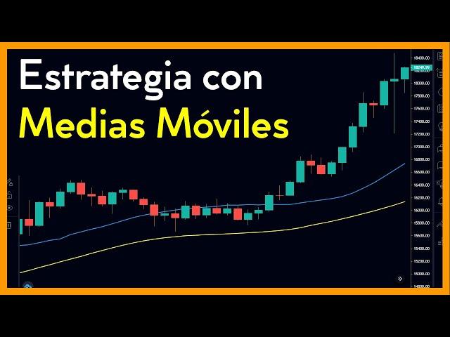 Estrategia de Criptotrading con Medias Móviles.!