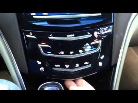 2014 Cadillac XTS V Sport Hidden Compartment YouTube