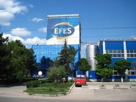 2019 04 04 Экскурсия на завод по производству пива Efes Vitanta Moldova Brewery