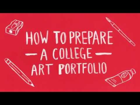 3 Steps to Prepare a College Art Portfolio