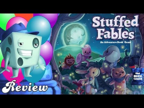 Stuffed Fables Review - with Tom Vasel