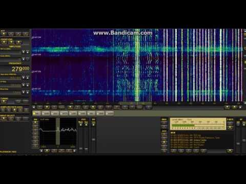 Turkmen Radio 279kHz (Modulating???)