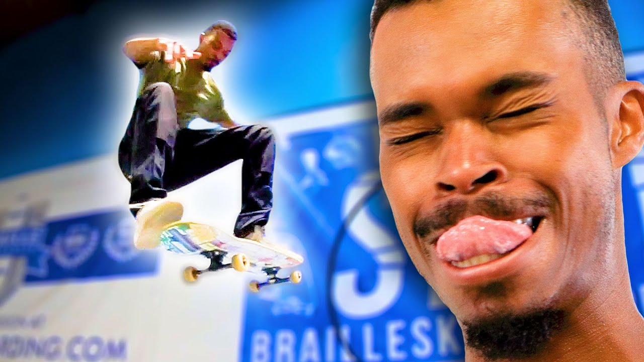 WORLD'S MOST UNBELIEVABLE SKATEBOARD TRICK!