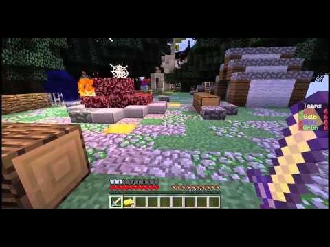 Minecraft Bedwars - Map: Casino