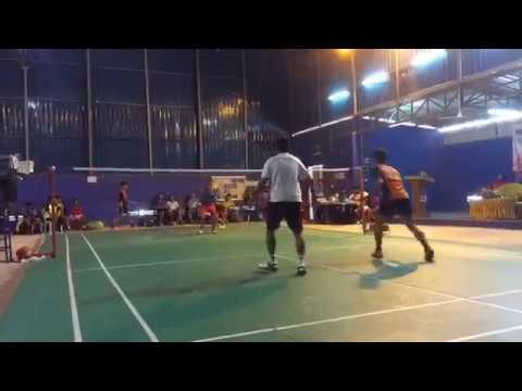Cambodia Badminton Mara vs KPS