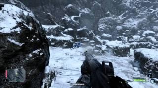 Crysis Walkthrough: Level 8 - Paradise Lost [Part 1] HD 5870 Max (1080p)