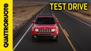 Jeep Renegade Trailhawk 2015 Test Drive