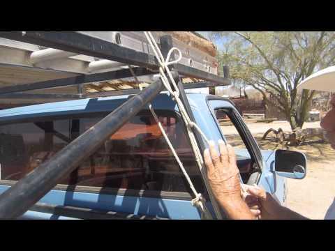 Nudo De Trailero, Trucker's Hitch by/ por Esteban Sierra